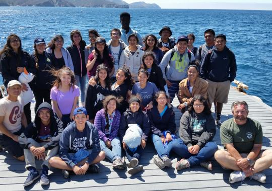 curriculum  complete english  spanish marine biology course for high school